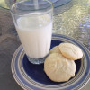 Old Time Sour Cream Cookies
