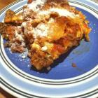 Oven Bake Lasagna