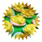 Stuffed Easter Eggs OR Deviled Eggs