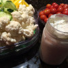 Easy Homemade Vegetable Dip