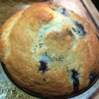 Easy, Best Blueberry Muffins