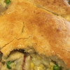 Biscuit Crust Chicken Pot Pie