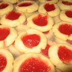 Thimble Cookies
