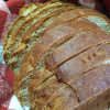 Homemade Rye Wheat Bread