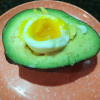 Soft-boiled Eggs with Avocado