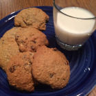 Easy Oatmeal Raisin Cookies