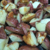 Oven Roasted Red Potatoes with Rosemary
