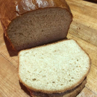 Whole Wheat Buttermilk Bread