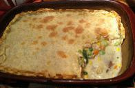Chicken Pot Pie w/Celery Seed and Cream Cheese in Crust - My ...