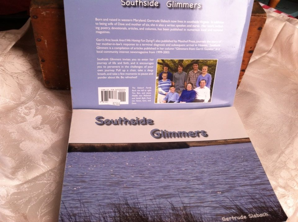 book southside glimmers