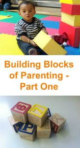 Pinterest Building Blocks part One