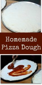 pinterest pizza dough
