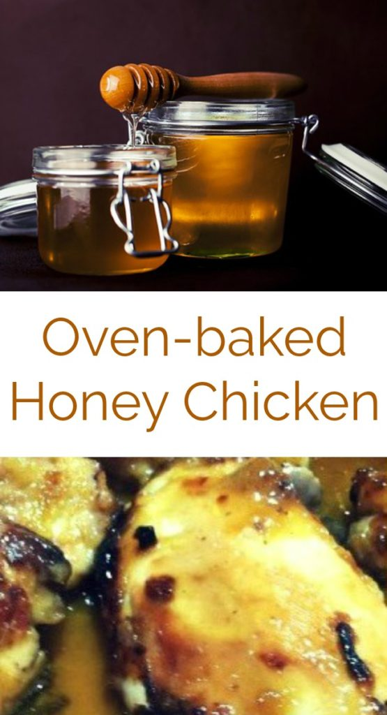 pinterest honey chicken
