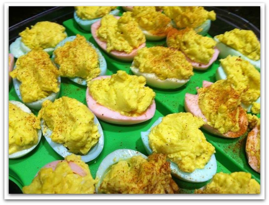 Stuffed Easter Eggs 4