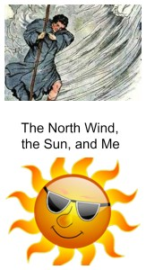 The North Wind, the Sun, and Me 2