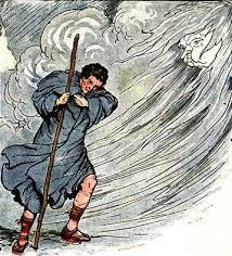 traveler wind cloak