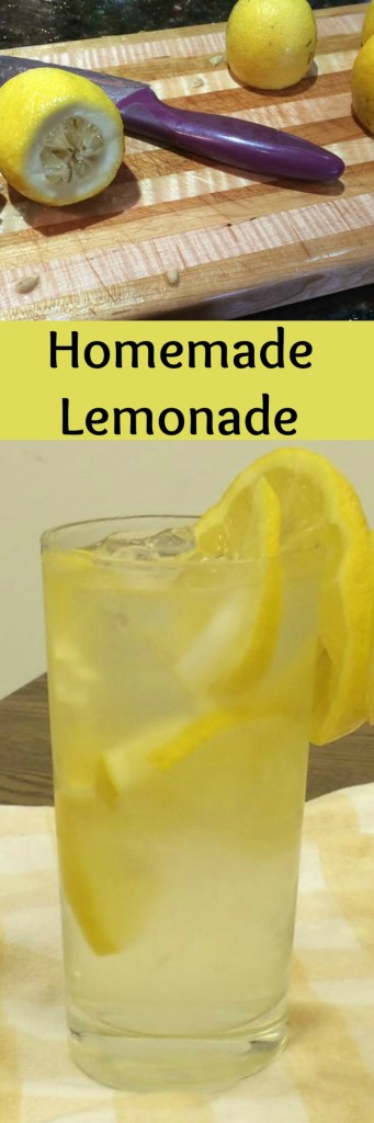 HOMEMADE LEMONADE pintrest