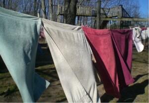 wash line
