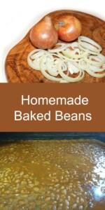 pinterest homemade baked beans