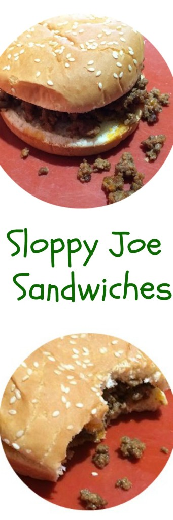 Sloppy Joe Sandwiches Pintrest