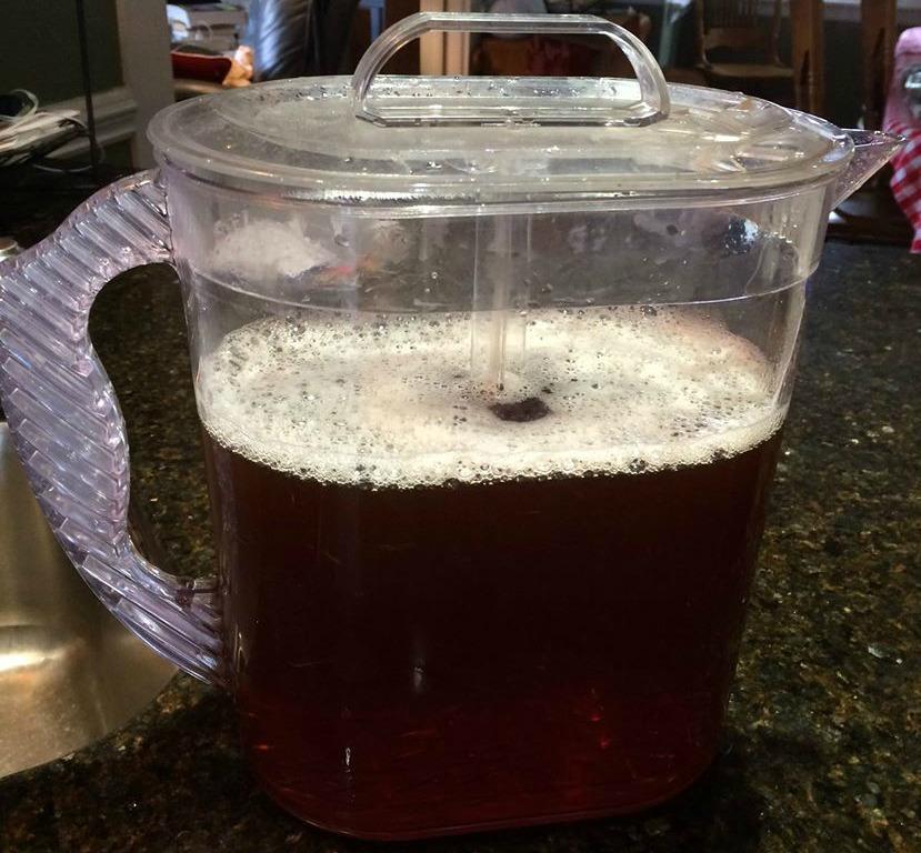 TEA gallon pitcher cropped