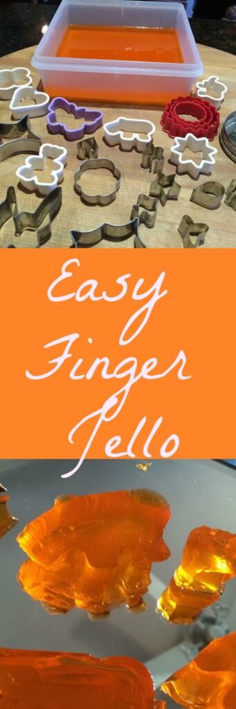 Pinterest Finger Jello