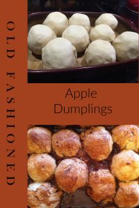 PINTEREST APPLE DUMPLINGS