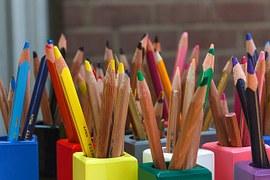 schoool pencils