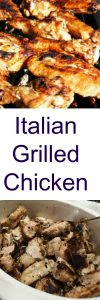 pinteret italian grilled chicken