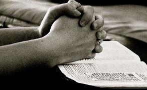 world hands bible