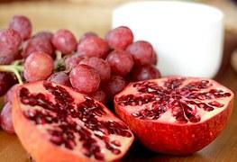 fidelity pomeg and grapes