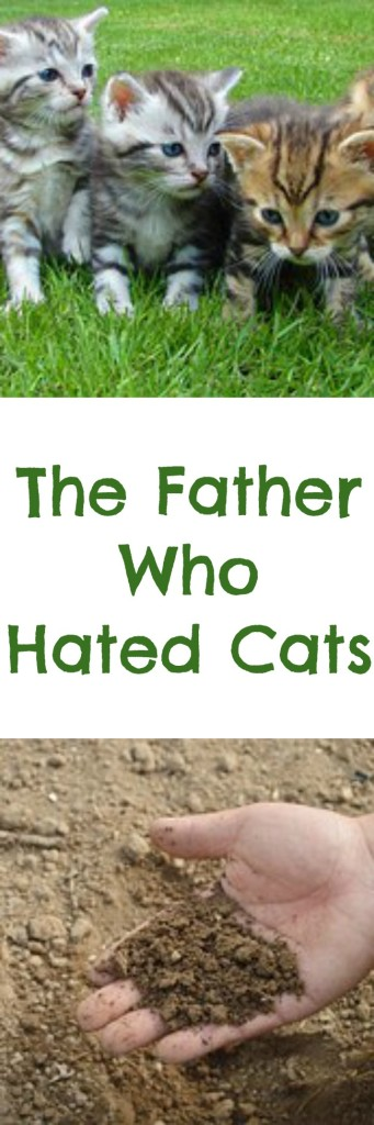 FATHER HATED CATS pinterest