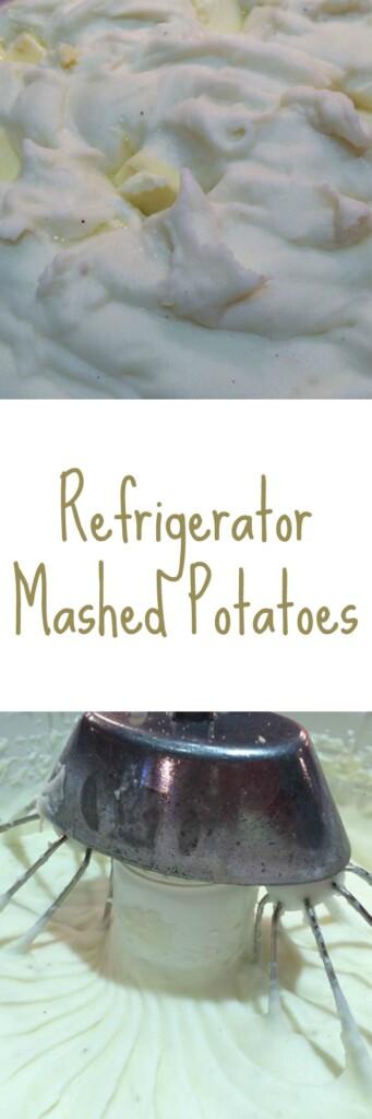 Pinterest Refrigerator mashed potatoes 2
