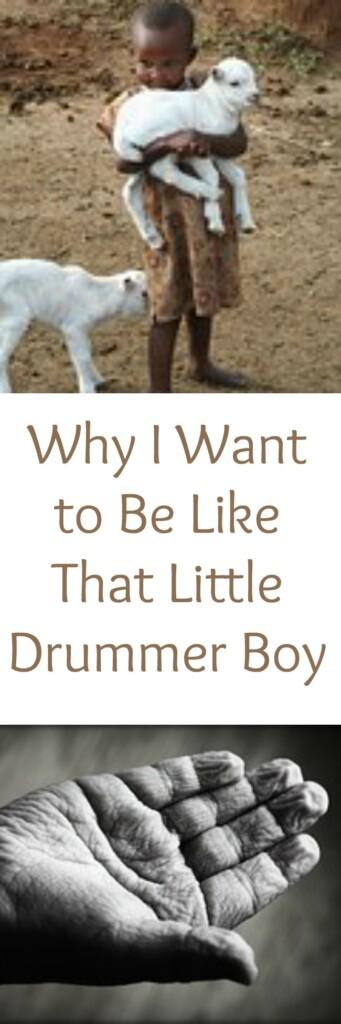 PINTREST DRUMMER BOY