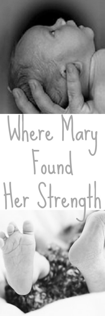 Pinterest Where Mary Found Her Strength