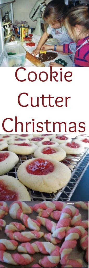 Pinterest cookie cutter Christmas