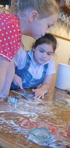 cookies loretta granddaughters 2