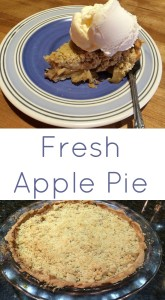 pinterest fresh apple pie