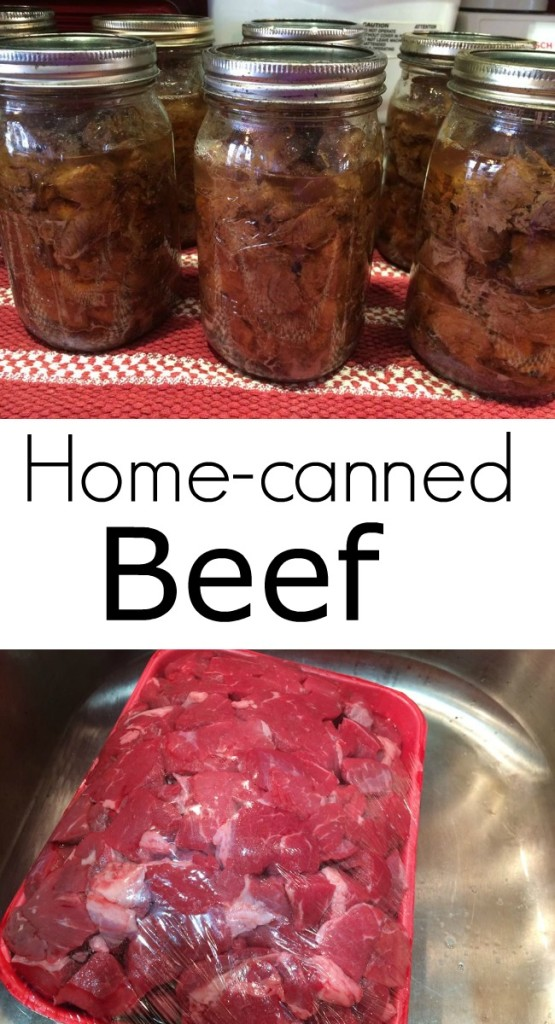 home canned beef