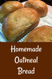 Pinterest Oatmeal Bread
