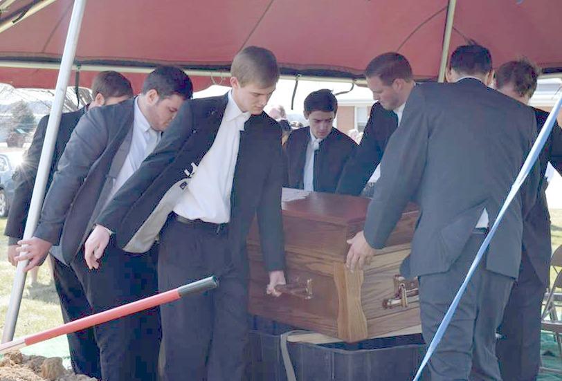 grave grandsons at grave 2