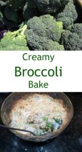 pinterest broccoli bake