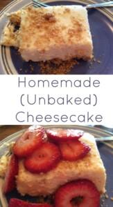 Pinterest Cheesecake