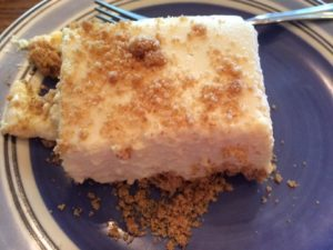 cheesecake plain