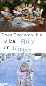 Pinterest Holiness or Happiness?