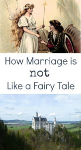 A Good Marriage is not like a fairy tale