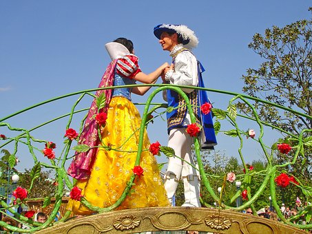 Fairy Tale Marriages are not like a real marriage