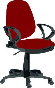 Even an office chair can tell us a lot about marriage