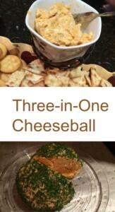Pinterest Cheeseball