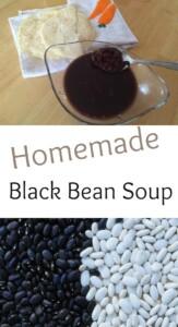 pinterest black bean soup